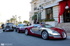 Bugatti Veyron Centenaire Edition (Achille Varzi) (Raphal Belly) Tags: bugatti veyron centenaire edition achille rb raphal varzi red chromed chrome eb 164 16 4 w16 w centenary monaco monte carlo montecarlo french riviera supercars spotting passion exotic car raphael belly eos 500d photographie photography