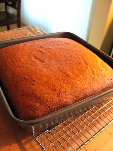 Lorraine's Gingerbread