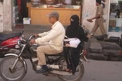 Chador (amanda farah) Tags: india hijab hyderabad niqab