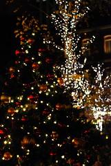 Brick Square Christmas Tree (SkylineGTR) Tags: japan tokyo dsc6377