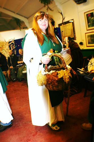 Druid at Ceremony