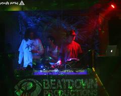 IMG_1120 (Dan Correia) Tags: party macintosh lights dj laptop mixer canonef50mmf18 lasers turntables speakers drumnbass cdjs macbookpro danielsevelt traktorscratch casarookstak joemetaphysifunk valdee