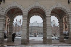 A l'ombre des arches