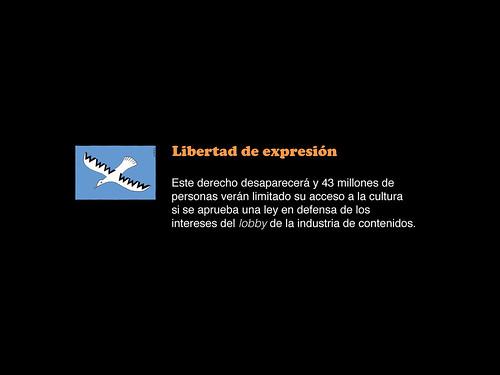 Libertad de expresi?n