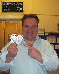 Shaun Williamson, Buttons, supporting GOSH