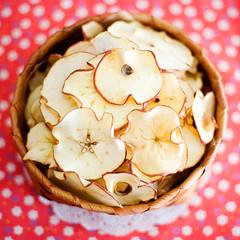 Homemade Apple Chips (fotografer_san) Tags: 50mm f14 canon5dmark2