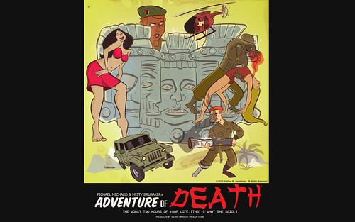 death wallpaper. Adventure of Death wallpaper