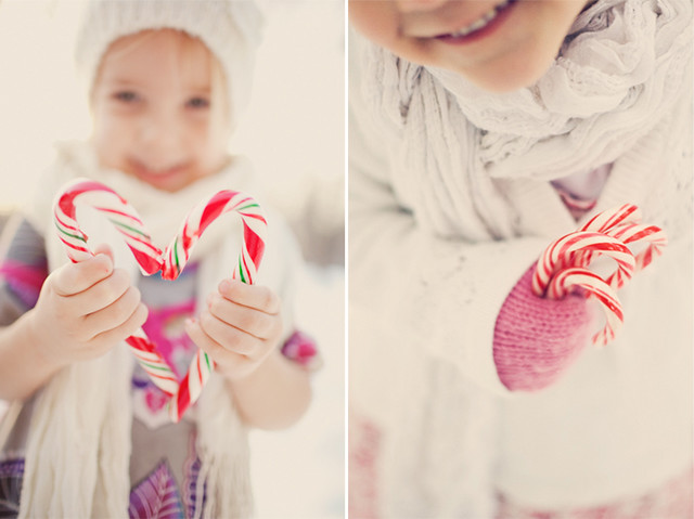 a colaboration | candy cane