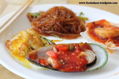 sweet & sour mussel