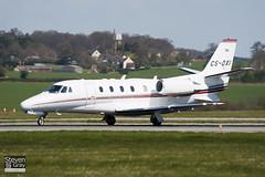 CS-DXI - 560-5621 - Netjets Europe - Cessna 560XL Citation XLS - Luton - 100421 - Steven Gray - IMG_0198
