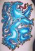 Lion Tattoo Tattoo by Tim