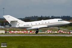 UR-MOA - 237 - Private - Dassault Falcon (Mystere) 20D-5 - Luton - 100510 - Steven Gray - IMG_0808