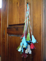 (Laura Hartrich) Tags: bells craft gifts ornaments eggcarton recycledcrafts