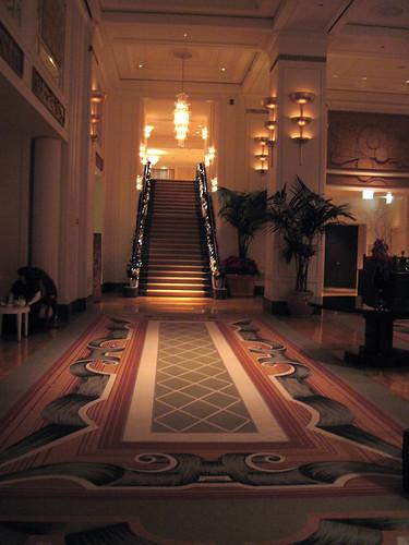 Peninsula Stairway