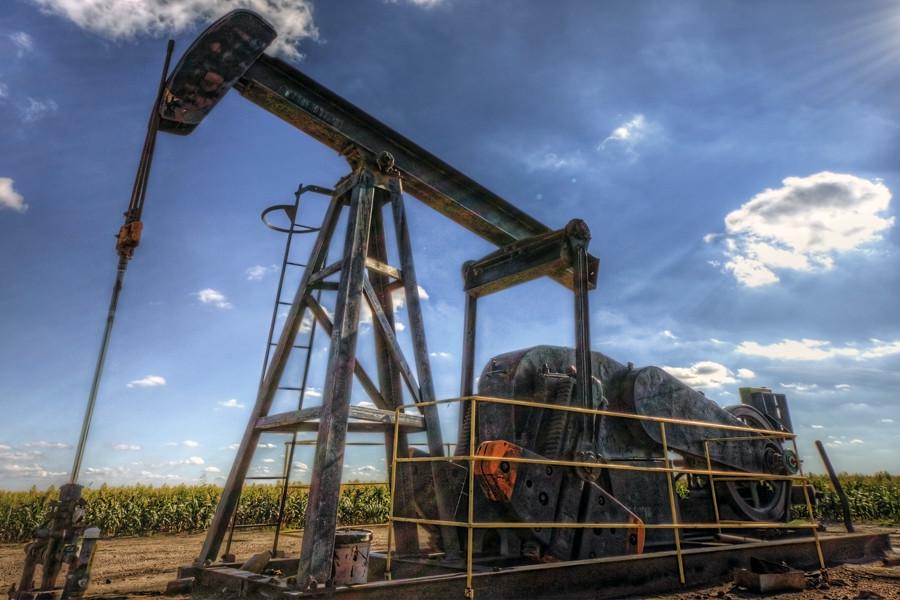 Harvest Oil Rig