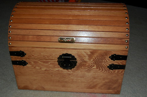 The Keepsake Chest, Jason made me.