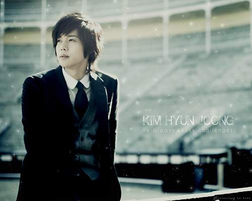 Kim Hyun Joong's Desktop Wallpapers