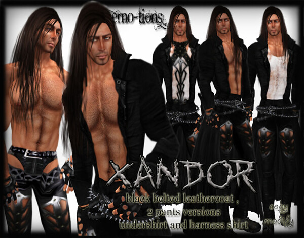 XANDORoutfit