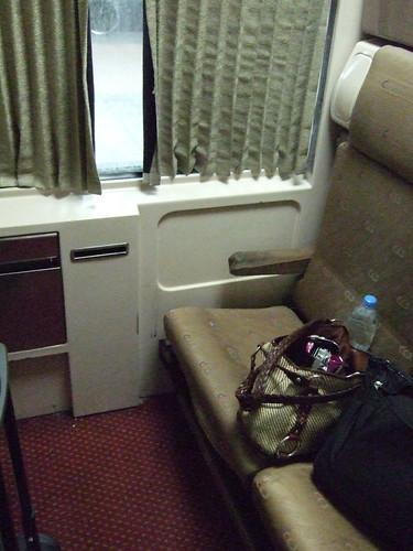 Sleeping Train Accommodations