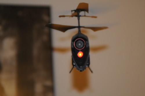 Hawkeye Helicopter