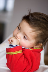 Zoë (Drummingjack) Tags: portrait baby canon germany 50mm child depthoffield zoë ef50mmf14usm 40d