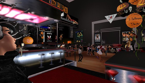 ambrosia dance club in second life