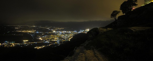 Trapani, from Erice