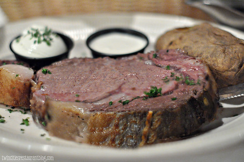 Queen Cut Prime Rib at Kozlaks Royal Oak ~ Shoreview, MN copy