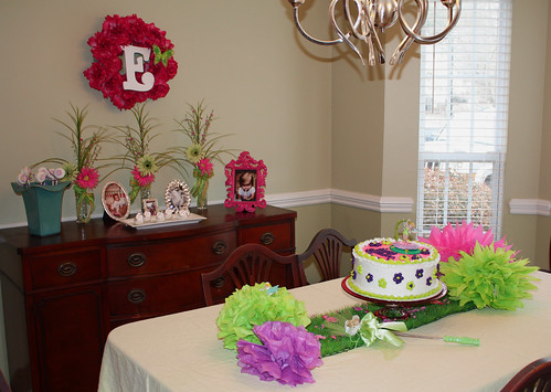 Emma's Party Room