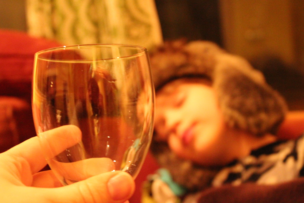 sparkling cider makes you sleepy