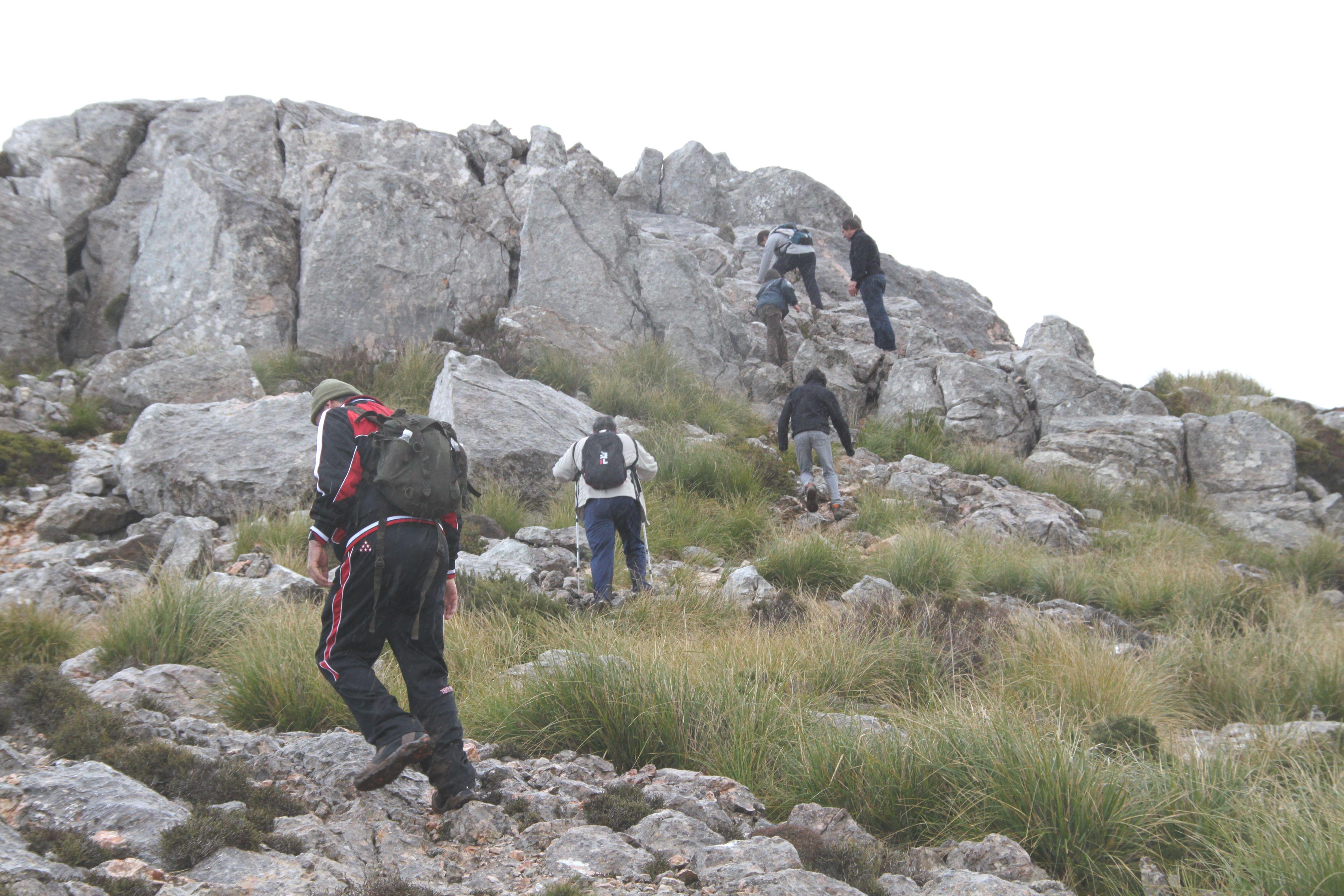 Excursió Puig                                den Galileu - C.C.D.S. 2-01-2011