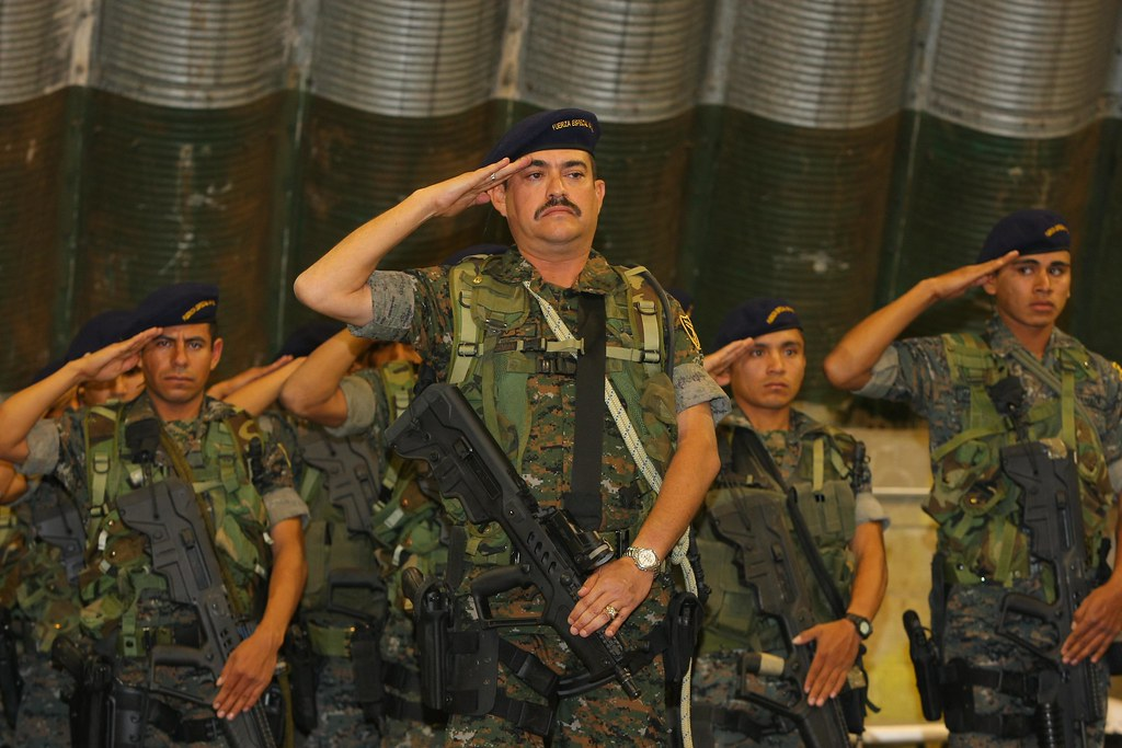Fuerzas Especiales de el Ejercito de Guatemala  5324726601_55a70996be_b