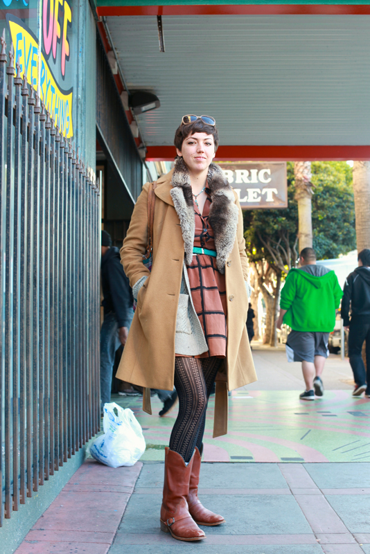 carolyne - san francisco street fashion