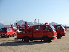 消防出初式 2011 大竹市晴海公園 14