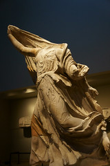 Cloak (Ian Whitehead) Tags: statue headless greek barefoot cloak marble decapitated beheaded