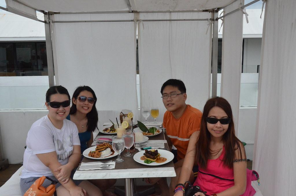 Bloggers at Tides Boracay