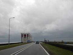 N302 Houtribdijk (Timon91) Tags: road n302 dijk dike enkhuizen lelystad houtribdijk