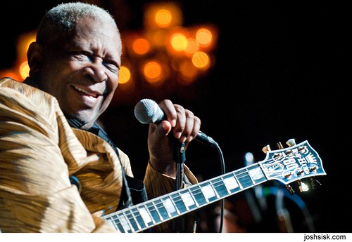 BB King @ the Birchmere