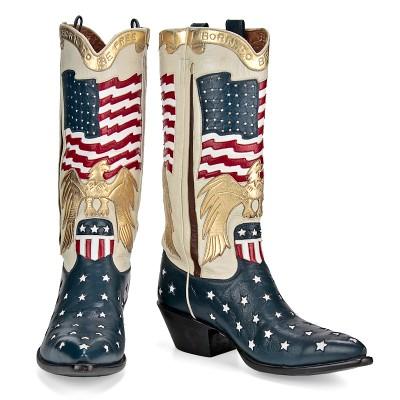 Stars & Stripes Cowboy