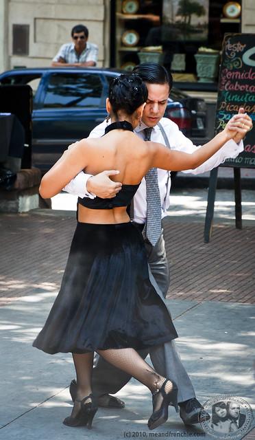 Free Tango At Plaza Dorrego