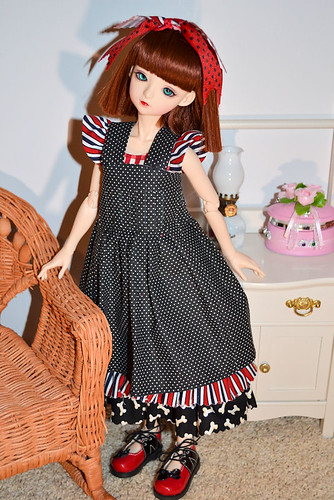 Pinafore Dress for Ailís