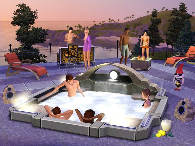 The Sims 3: Outdoor Living Stuff 5347617112_76bfe4f8fe_z