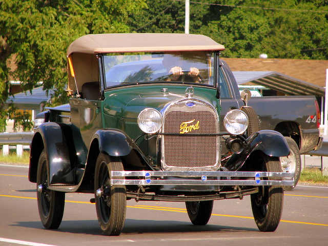 A Vintage Ford