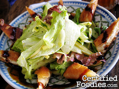 Oh My Gulay, Baguio - Lumpia Salad - CertifiedFoodies.com