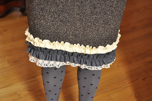 Anthropologie Inspired Skirt