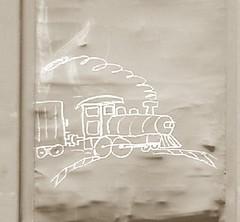 ? ( boxcar art freight train graffiti ) (4 I ARCHIVES) Tags: railroad art train graffiti michael sketch tag tags unknown boxcar sketches freight poulin monikers moniker boxcarartcom