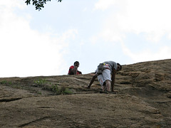 20090727_G9_IMG_2970 (Gogolcat) Tags: india climbing ramanagaram