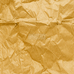 Golden crumpled paper (imagesstock) Tags: old brown white abstract macro art yellow scrapbook paper photography gold design office garbage education closed pattern antique space empty decoration parchment dirty blank page document backgrounds backdrop sheet material folded rough damaged organization textured oldfashioned crumpled wrinkled 素材 partof copying 背景 movingup kraftpaper singleobject photographiceffects illustrationandpainting 纹理 surfacelevel lightingequipment paintedimage 包装纸 牛皮纸 纸张 皱纸
