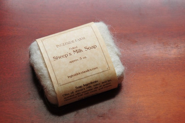 Ingleside Farm Sheep's Milk Soap