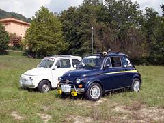 Fiat 500 (Maurizio Boi) Tags: auto old italy classic car vintage automobile fiat voiture oldtimer 500 vecchio voituresanciennes worldcars